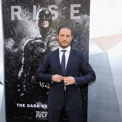 Tom Hardy en el estreno de 'El Caballero Oscuro: La leyenda renace' en Nueva York