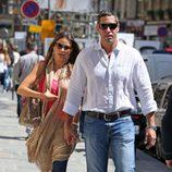 Sofía Vergara y su novio Nick Loeb por París