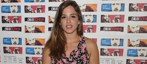 Marina Salas en la premiere de la película 'Desechos' en Madrid