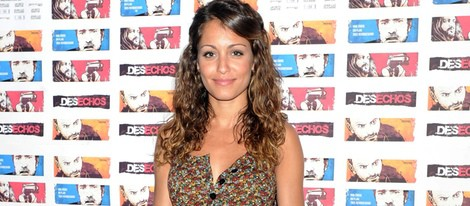 Hiba Abouk en la premiere de la película 'Desechos' en Madrid