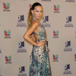 Belinda en la entrega de los Premios Juventud 2012