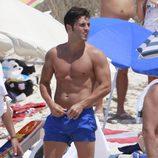 David Bustamante presume de cuerpazo durante sus vacaciones en Ibiza