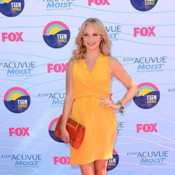 Candice Accola en la gala Teen Choice Awards 2012