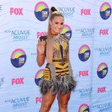 Demi Lovato en la gala Teen Choice Awards 2012