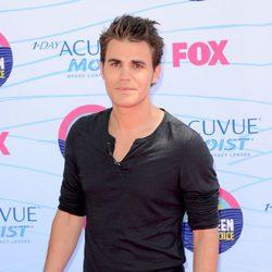 Paul Wesley en la gala Teen Choice Awards 2012