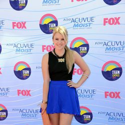Taylor Spreitler en la gala Teen Choice Awards 2012