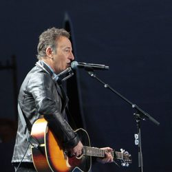 Bruce Springsteen en el concierto en recuerdo a las víctimas de Utoya