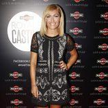 Luján Argüelles en la gala Chica Martini