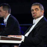 Mr. Bean en la ceremonia de inauguración de los Juegos Olímpicos