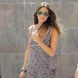 Sara Carbonero vuelve al trabajo tras disfrutar de sus vacaciones de verano 2012