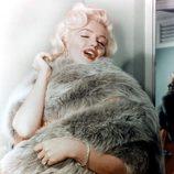 Marylin Monroe en una escena de la película 'Los caballeros las prefiern rubias' (1953)