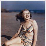 Marilyn Monroe en bikini en 1946