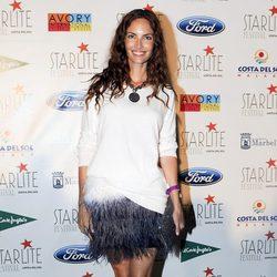 Eugenia Silva en el Festival Starlite de Marbella 2012