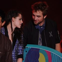 Kristen Stewart y Robert Pattinson, juntos en una de sus últimas apariciones públicas