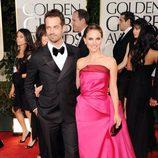 Natalie Portman y su marido Benjamin Millepied