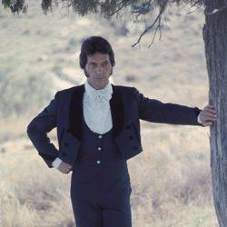 Sancho Gracia en una fotograma de 'Curro Jiménez'