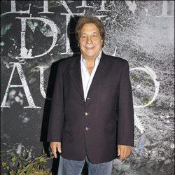 Sancho Gracia en un estreno de cine en el año 2006