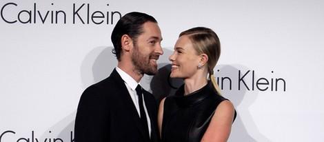 Kate Bosworth y Michael Polish, muy cómplices
