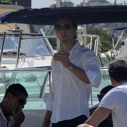 Javier Cárdenas disfruta del verano en Ibiza