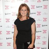 Sarah Ferguson en la cena benéfica Fashion for Relief
