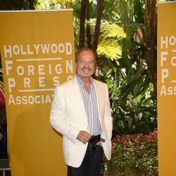 Kelsey Grammer en el almuerzo de la Asociación de Prensa Extranjera de Hollywood