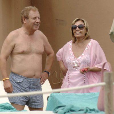 María Teresa Campos disfruta de sus vacaciones en Marbella