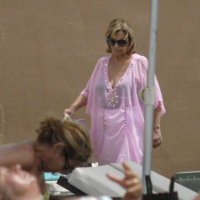 María Teresa Campos, de vacaciones en Marbella