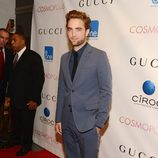 Robert Pattinson presenta su película 'Cosmopolis'