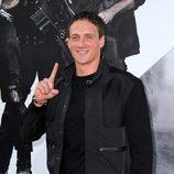Ryan Lochte en el estreno de 'Los Mercenarios 2' en Los Ángeles