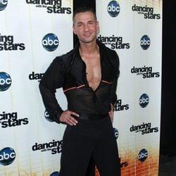 Mike 'The Situation' durante su participación en 'Dancing With the Stars'