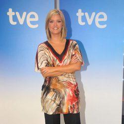 María Casado en una foto promocional de TVE