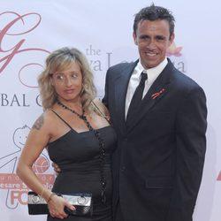 Alonso Caparrós en la Global Gift Gala de Marbella