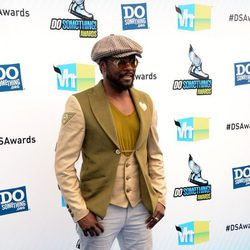 Will.i.am en la entrega de los premios Do Something 2012