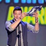 Cory Monteith recibió un premio Do Something 2012