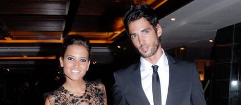 Ana Fernández y Santiago Trancho en la Global Gift Gala