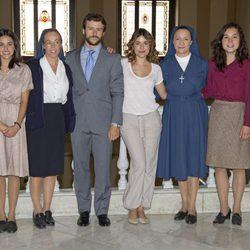 Macarena García, Silvia Marty, Diego Martín, Adriana Ugarte, Blanca Portillo y Nadia de Santiago presentan 'Niños robados'