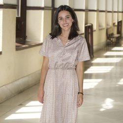 Macarena García de la Camacha en la presentación de 'Niños robados'
