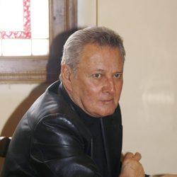 Carlos Larrañaga el día de su 73 cumpleaños