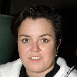 Rosie O'Donnell en noviembre del 2002 en Nueva York