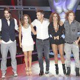 Presentador y 'coaches' de 'La Voz', el nuevo programa de Telecinco