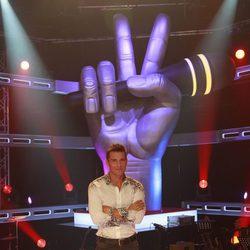 Jesús Vázquez es el presentador de 'La Voz', el nuevo programa de Telecinco