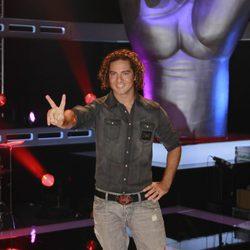 David Bisbal es uno de los 'coaches' de 'La Voz', el nuevo programa de Telecinco