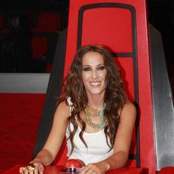 Malú es una de las 'coaches' de 'La Voz', el nuevo programa de Telecinco