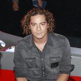 David Bisbal durante la presentación de 'La Voz', el nuevo programa de Telecinco