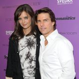 Tom Cruise y Katie Holmes en el estreno de 'The Romantics'