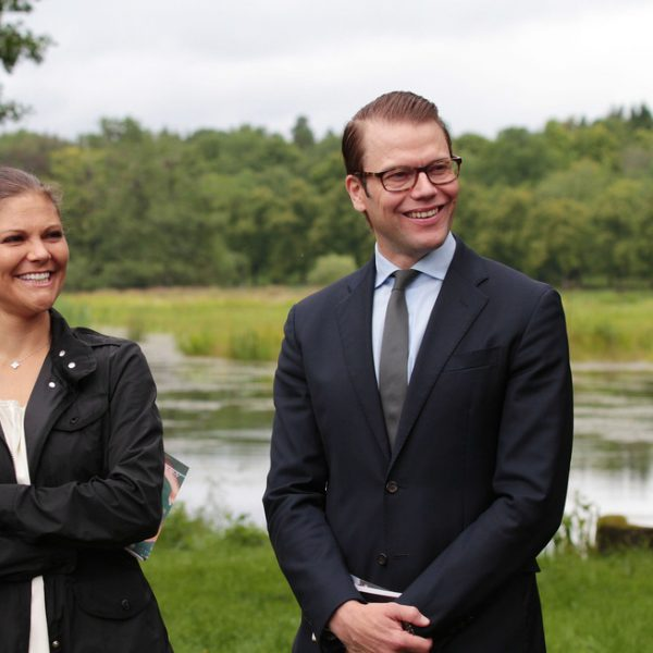 La historia de amor de Victoria y Daniel de Suecia