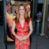 Isla Fisher en el estreno de 'Bachelorette' en Los Angeles