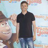 José Mota en la presentación de 'Las aventuras de Tadeo Jones'