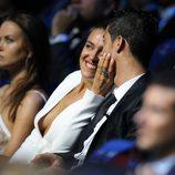 Cristiano Ronaldo e Irina Shayk, dos enamorados en la gala de la UEFA