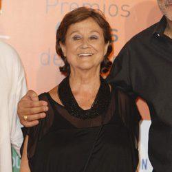 Julieta Serrano en los Premios Ceres 2012
